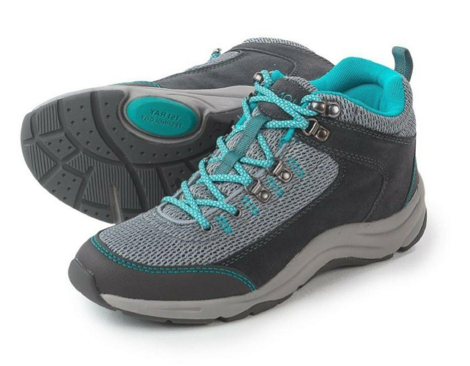 Vionic Orthaheel Action Cypress Lace Up