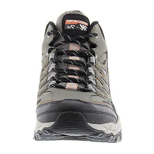Skechers Afterburn Memory Foam Sneakers - 10.0 M