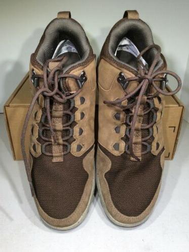 Teva 11 Brown Top Waterproof Boots