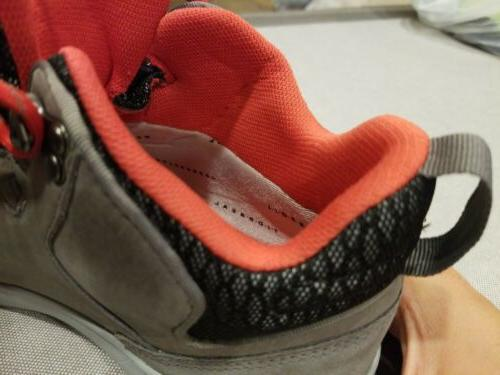Hike Boots Waterproof Lightweight charcoalgrey