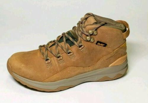 Teva Utility Hiking Waterproof 1017168 Men's Size NEW