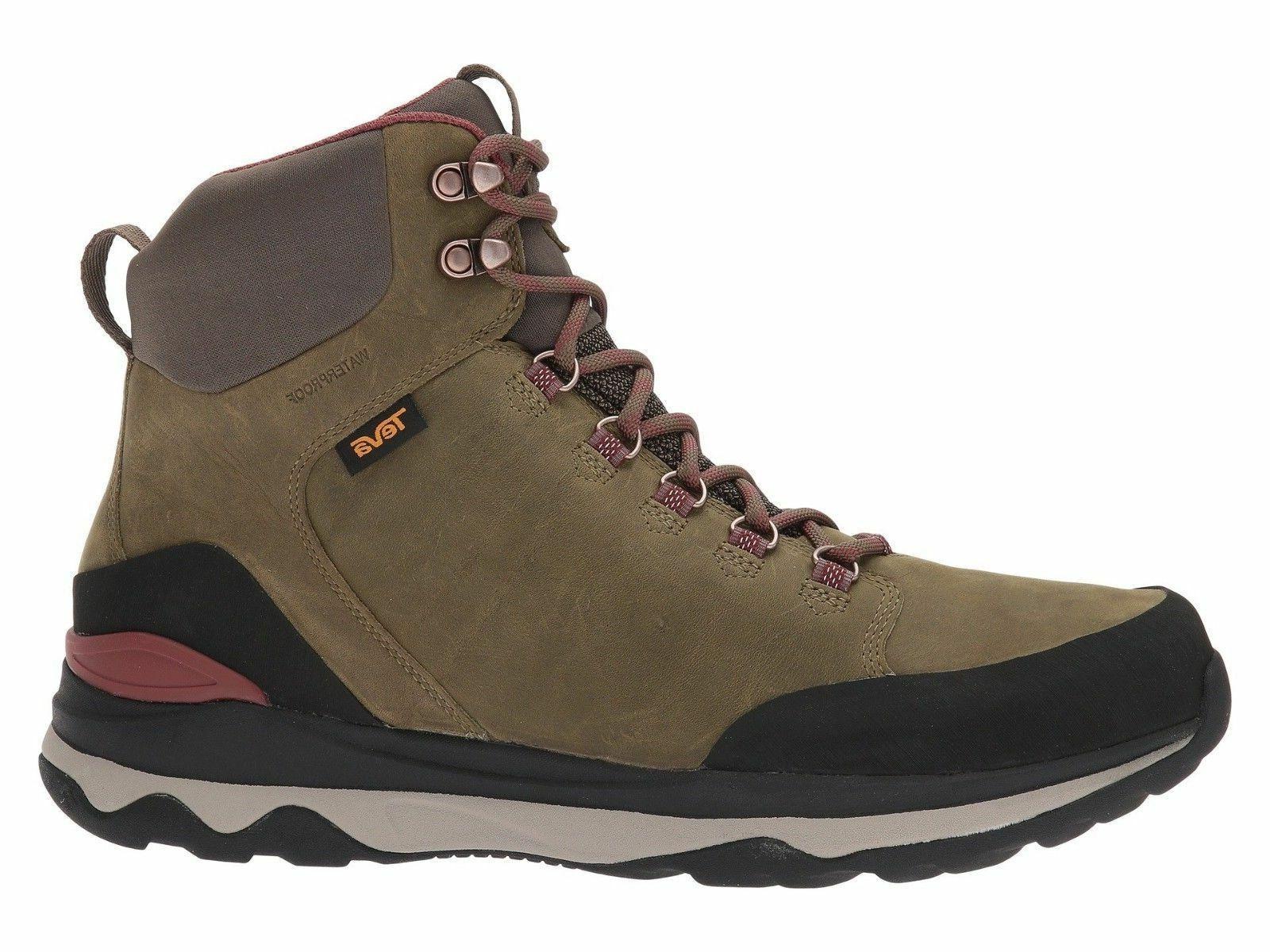 Teva Tall Waterproof men's Hiking Outdoor Snow Boots
