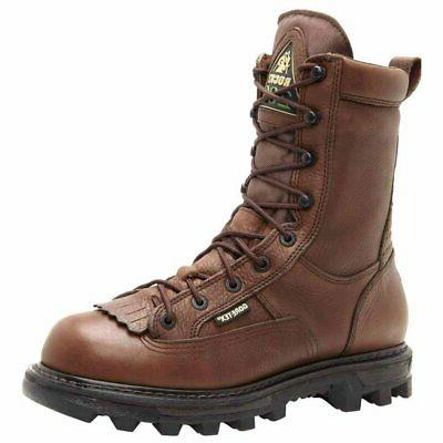 bearclaw3d insulated gore tex hiking boots brown