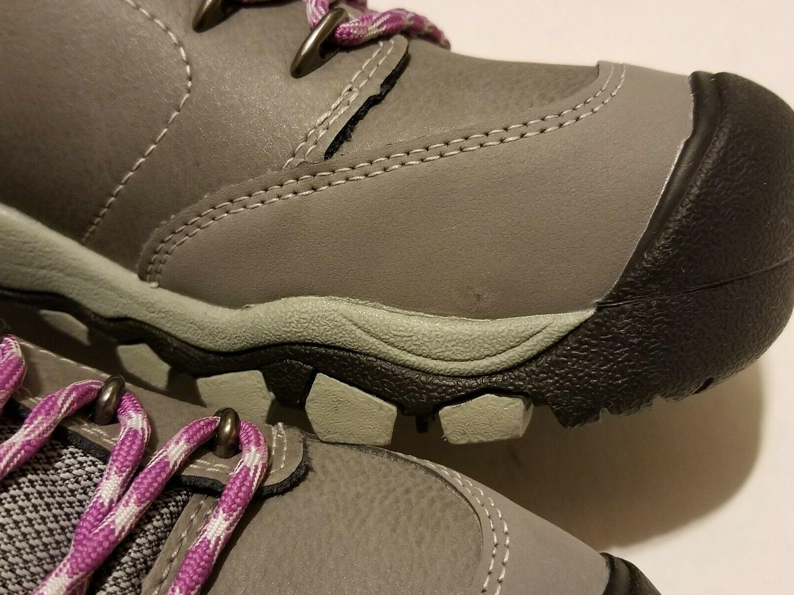 KEEN WP Lace Boots SIZE WIDE