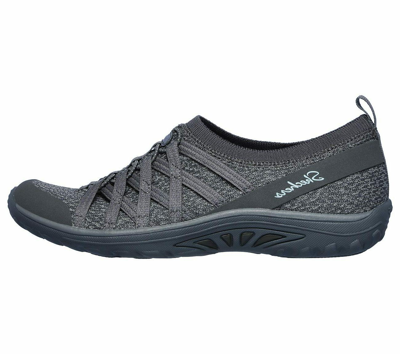 Skechers Charcoal shoes Foam Comfort Sporty