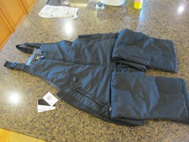 classic insulated snow overalls bib