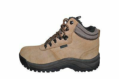 PROPET Cliff Walker ll Hiking Boots Waterproof Brown Shoes S
