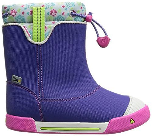 Keen 365 Boot WP-T Hiking, Liberty/Very Berry, 8 M Toddler