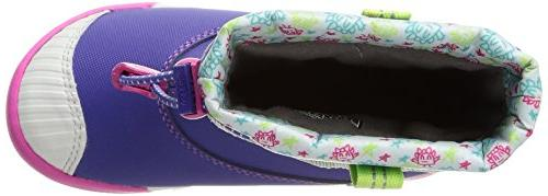 Keen Boot Liberty/Very Berry, 8 M Toddler
