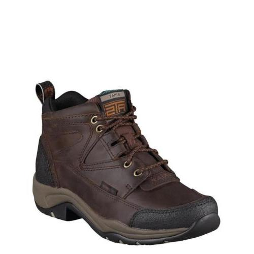 endurance womens boots terrain h2o copper 10004134