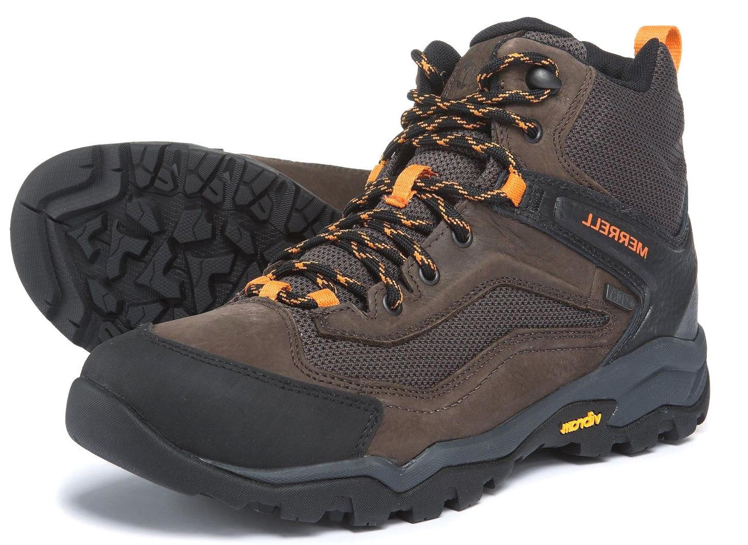 MERRELL EVERBOUND MID WATERPROOF men's Hiking Trail Outdoor