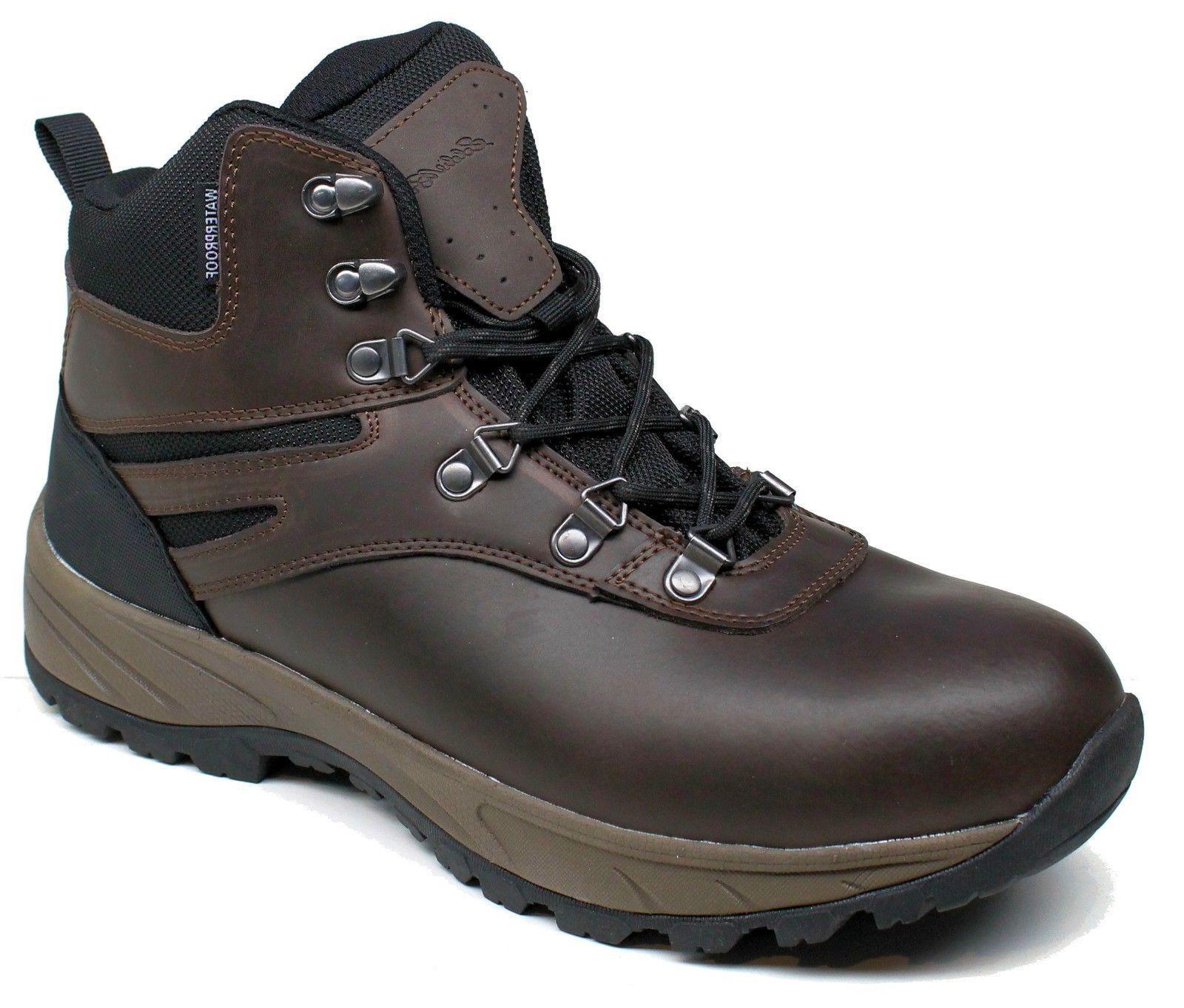 everett leather 100 percent waterproof hiking boots