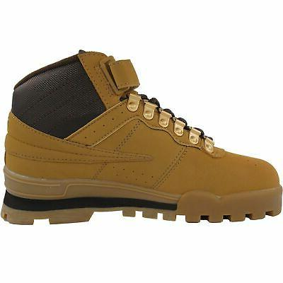 Fila Men's Tech Trail Style Fashion Boots