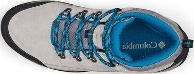 COLUMBIA Fire Venture II Mid Waterproof Shoes Boots New