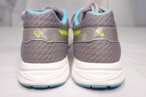 ASICS Women's 10 Grey Running Shoes. C7.