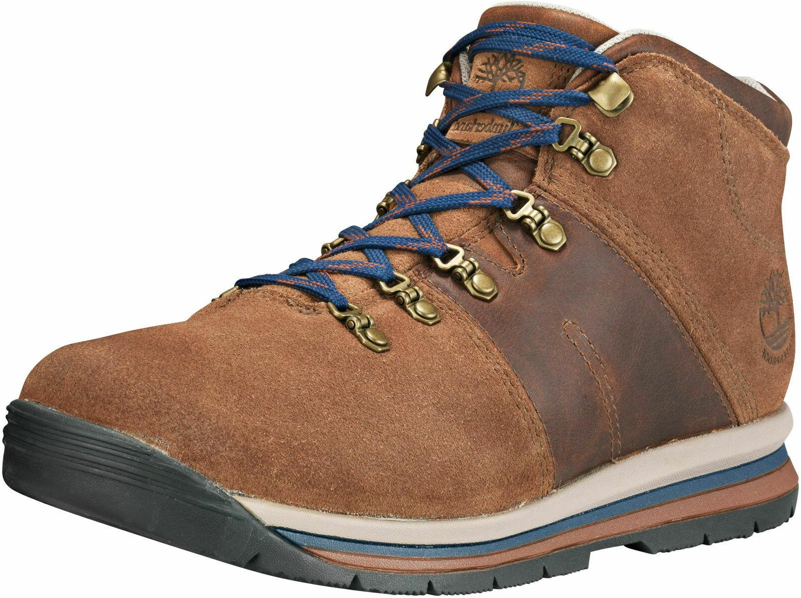 Timberland GT Rally Mid Hiking Boots Brown Waterpro