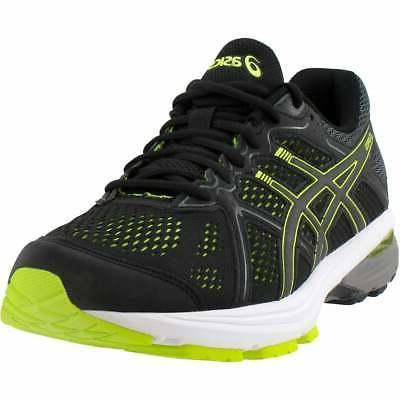 asics gtxpress casual running neutral shoes  black