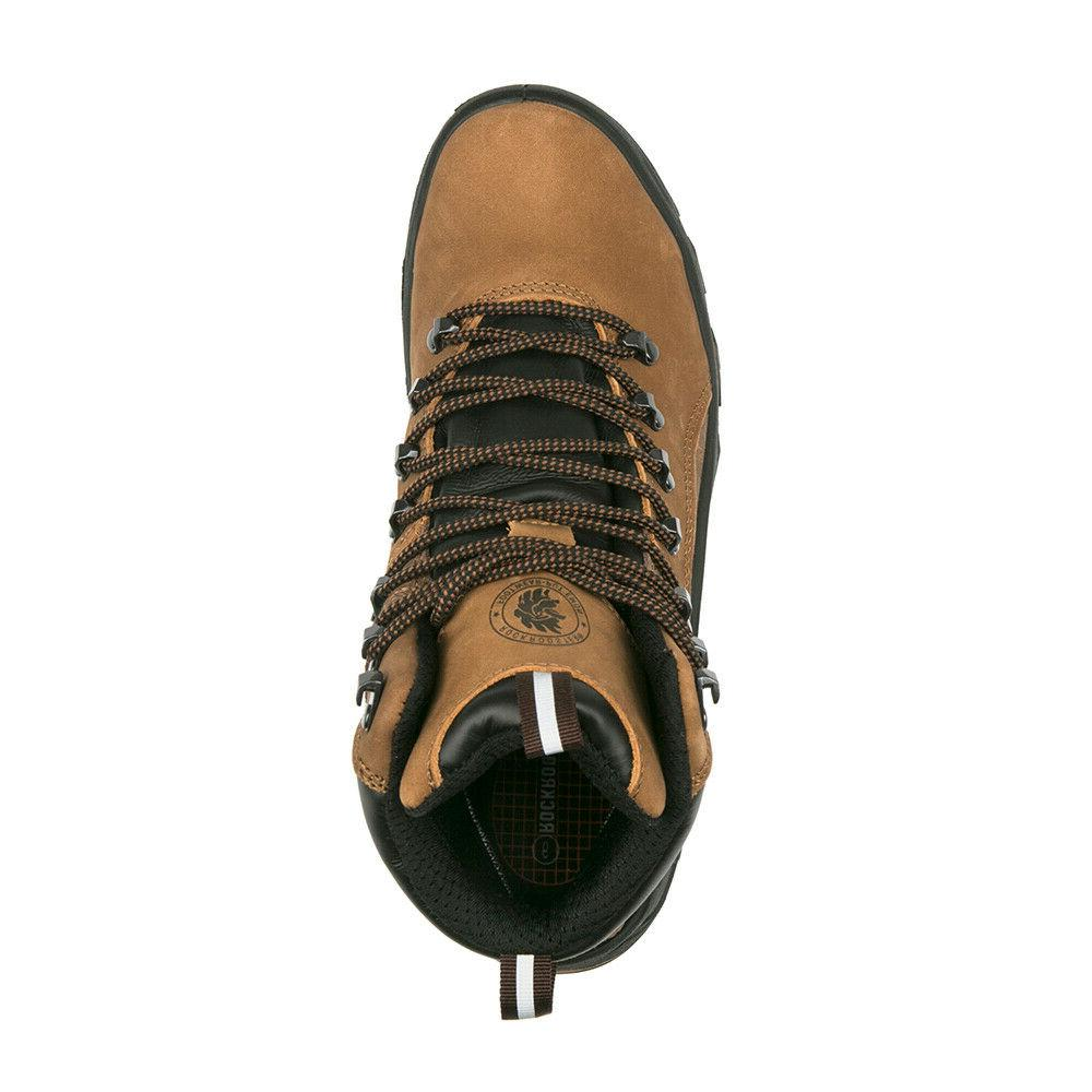 ROCKROOSTER Boots Waterproof Outdoor Shoes