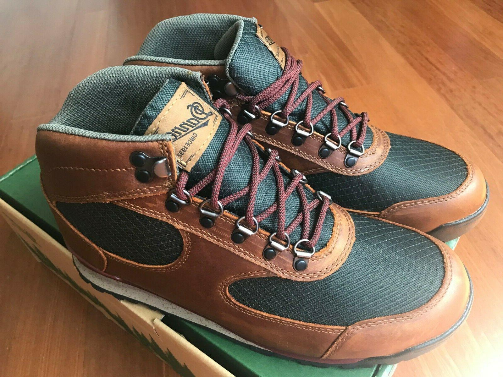 Danner Jag Hiking Boots, Green, Sz 32224