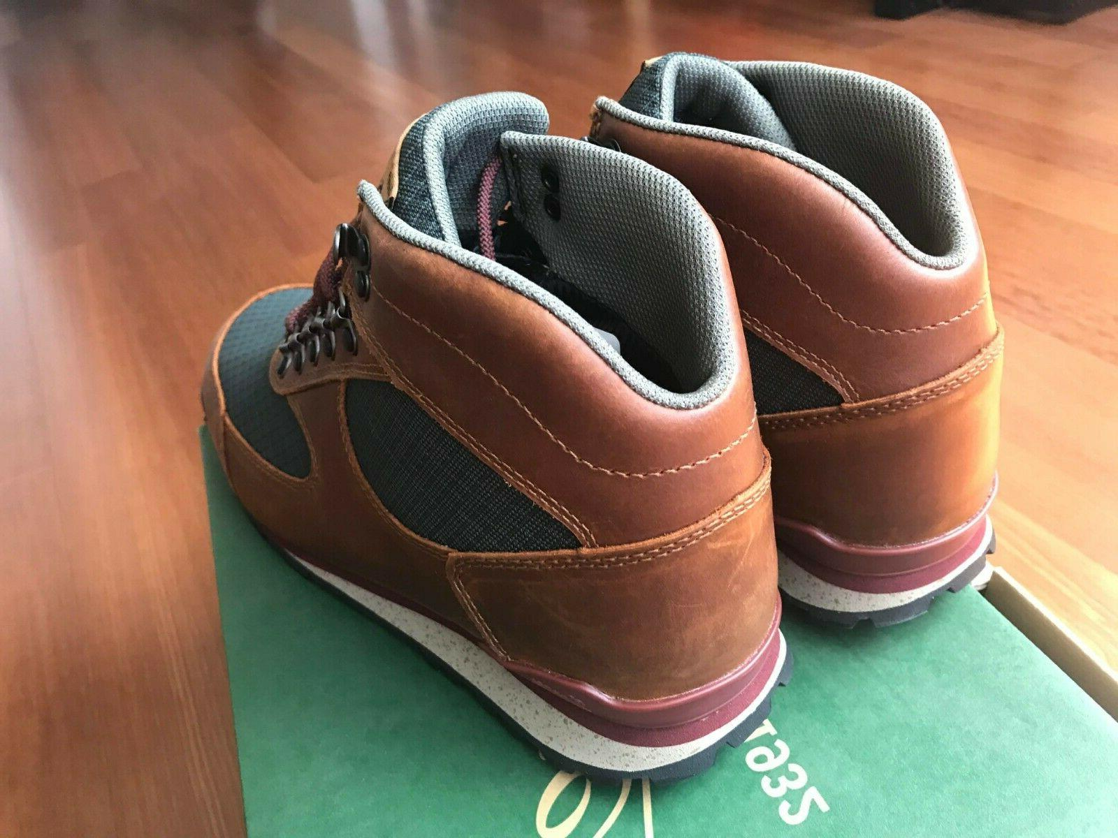 """Danner 4.5"""" Hiking Leather Green, Style 32224"""
