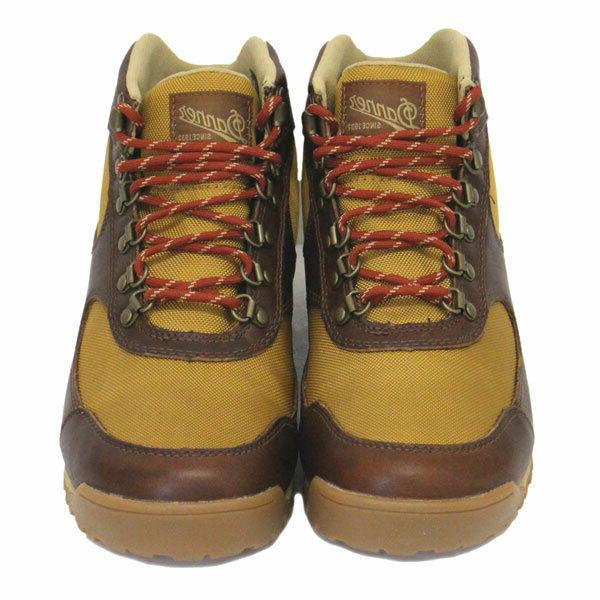 danner Jag Work Boots Monk's Wood Leather Mesh