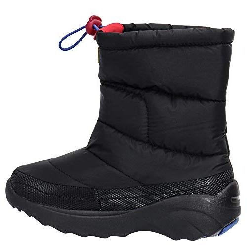 ALEADER Snow Ankle Shoes Black 10 M