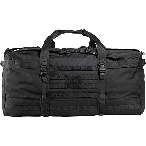 5.11 Kits LBD XRAY Tactical Backpack, Hat, and Decals Duffel Bag Black