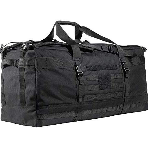 5.11 Kits XRAY Tactical Duffel Backpack, Duffel Bag Black