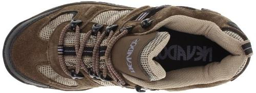 Nevados Klondike Low V4161W Brown/Black/Taupe,6 M