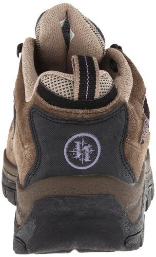 Nevados Women's Klondike Waterproof Low V4161W Hiking Boot,Dark Brown/Black/Taupe,6 M