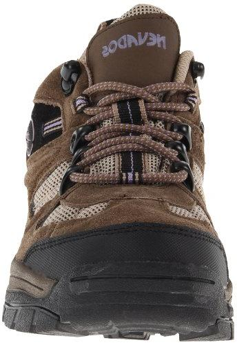 Nevados Women's Low V4161W Hiking Brown/Black/Taupe,6