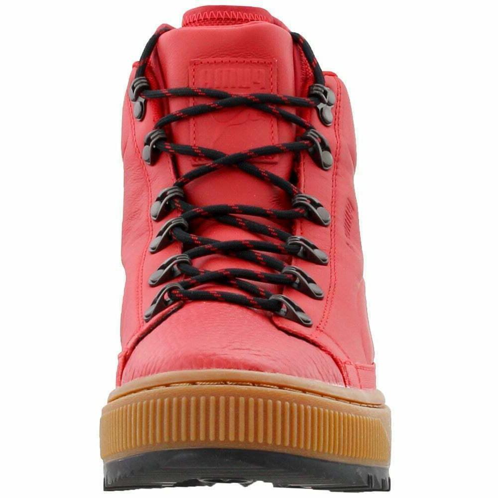 PUMA Boot, Mens Water Red New!