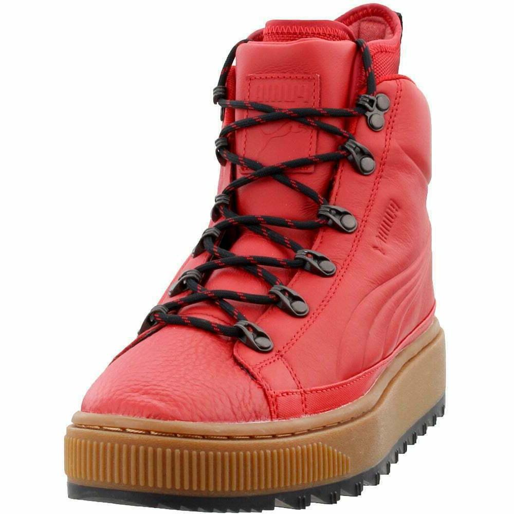 PUMA Boot, Water Hiking Red New!