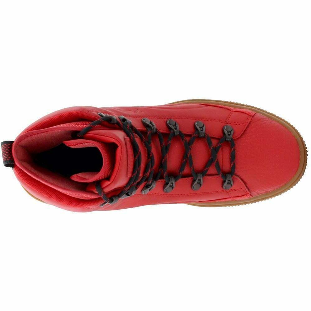 PUMA Ren Boot, Water Repellent Red Size 10. New!
