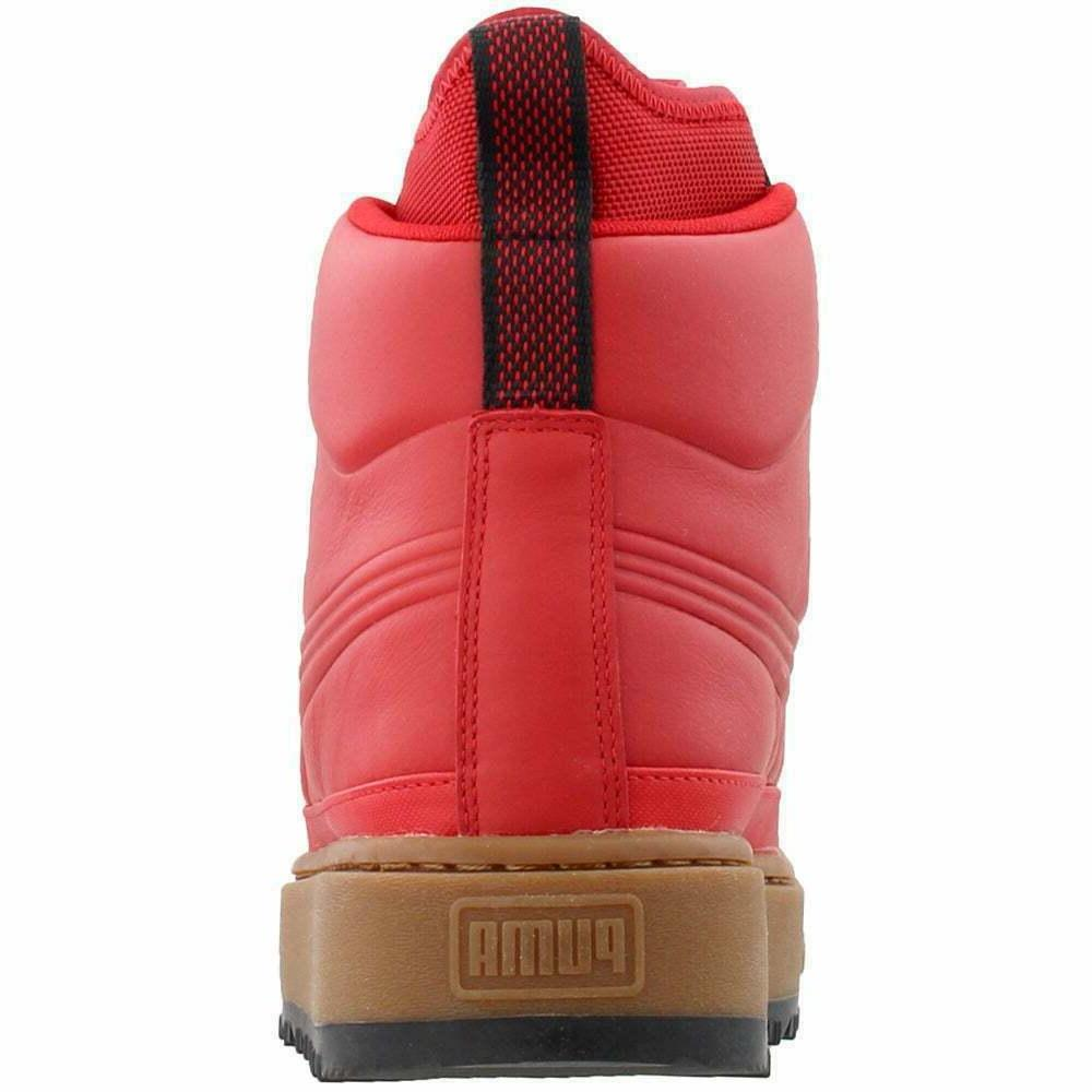 PUMA Water Repellent Red - Size 10. New!