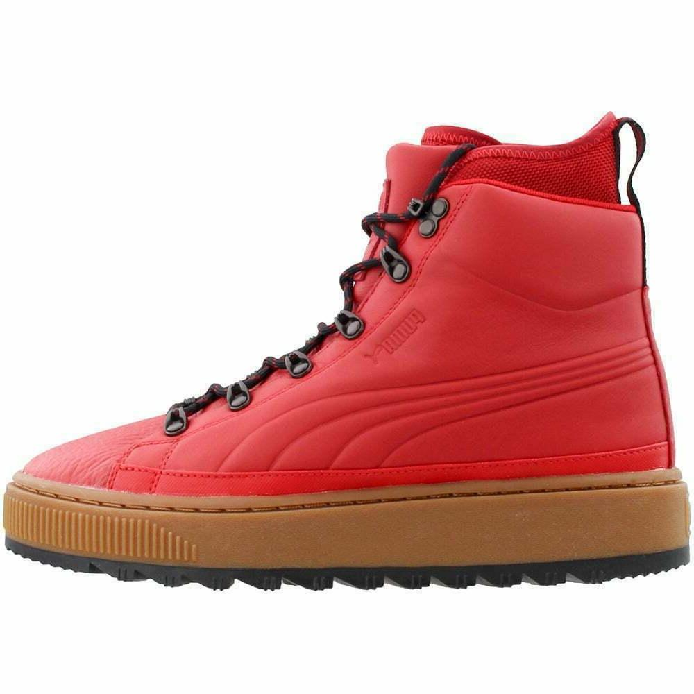 PUMA Water Repellent Hiking Red - New!