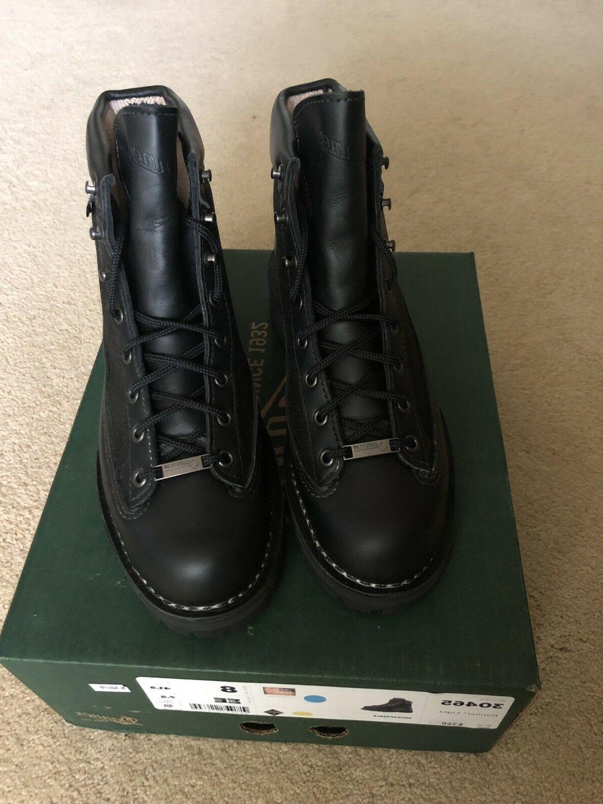 Danner Light Black Size 8 Gore-Tex Waterproof