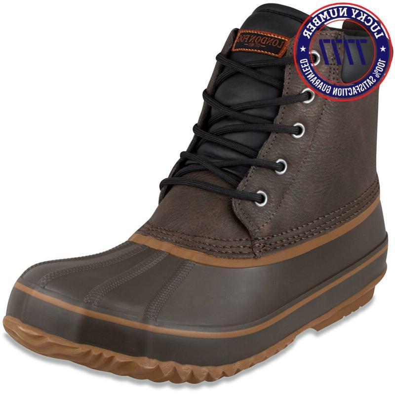 London Waterproof Boot