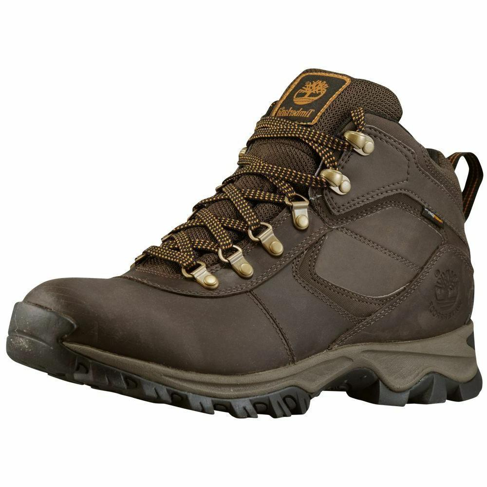Timberland Maddsen Men's Boots Brown 2730R