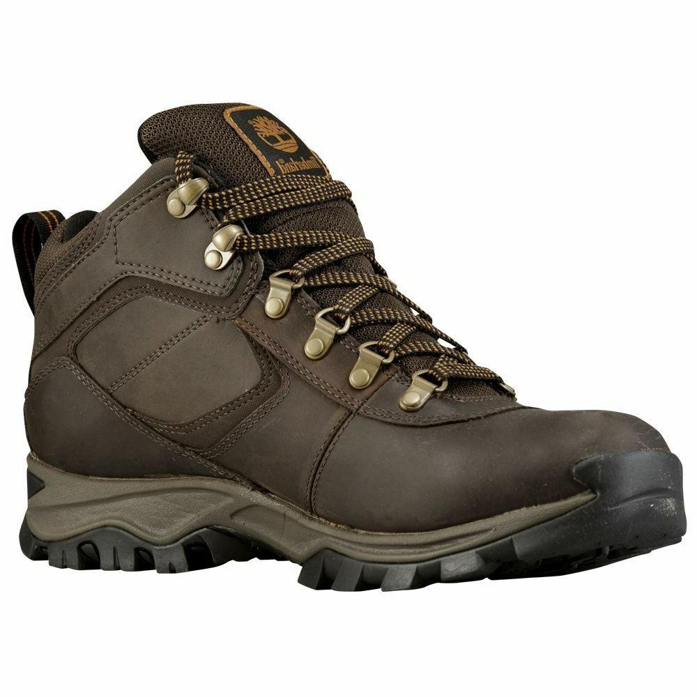 Timberland MT Men's Waterproof Hiking Brown 2730R