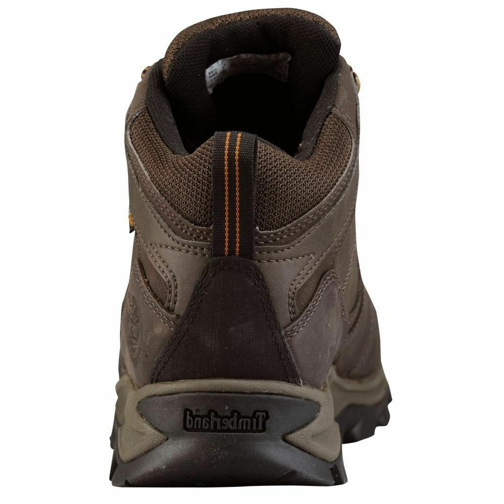 Timberland MT Maddsen Men's Waterproof Boots Brown