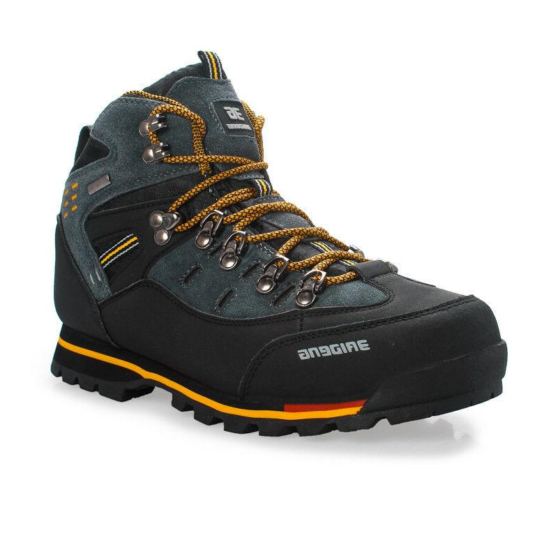 Men's Resistance Waterproof Mountaineering Boots