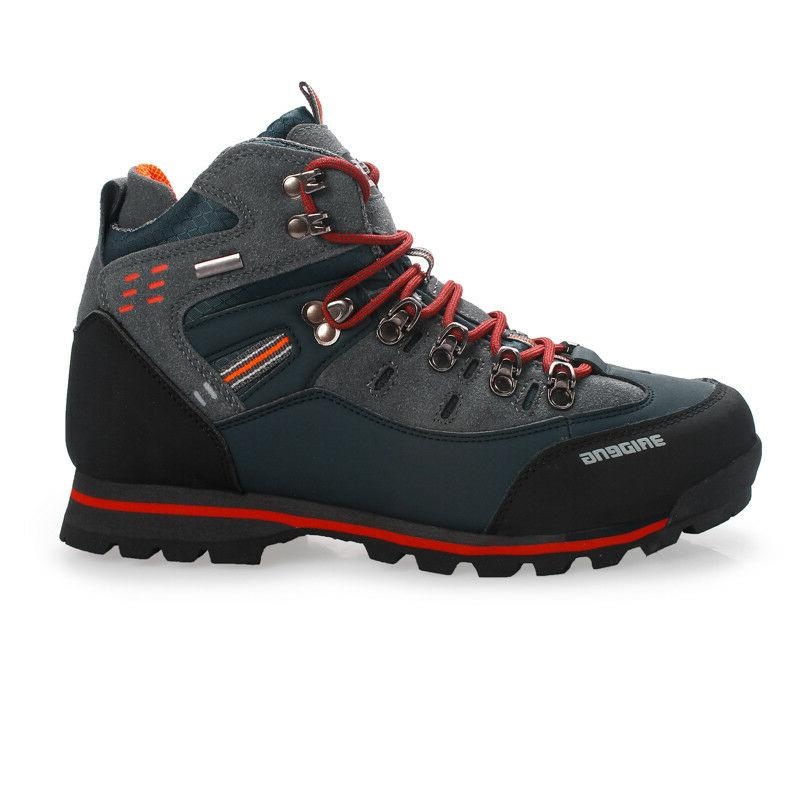 Men's Skid Hiking Waterproof Climbing Boots