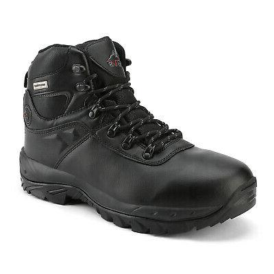 NORTIV Hiking Mid Outdoor Backpacking Shoes