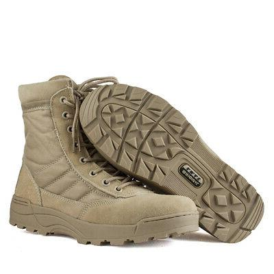 MEN Forced Deployment Boots