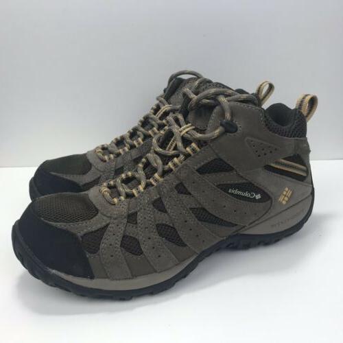 Columbia Men Redmond Mid wide Boots