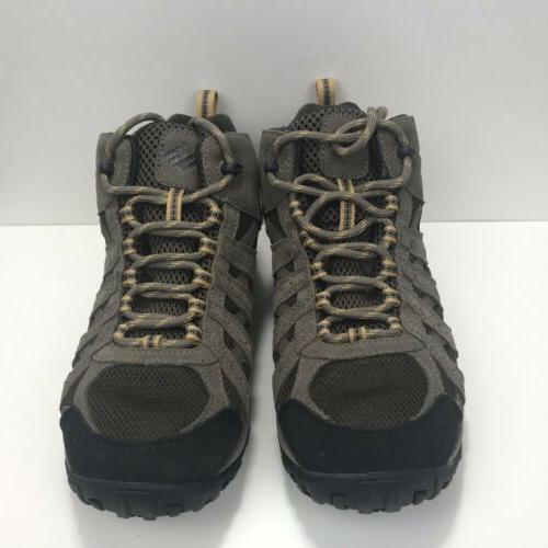 Columbia Men Boots 8