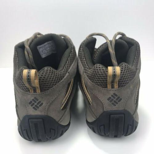 Columbia Men Redmond wide Cordovan/Brown Boots