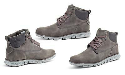 Men's Ankle Hiking High Top Oliver-2 by Vanucci