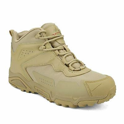 NORTIV Waterproof Boots Backpacking Shoes